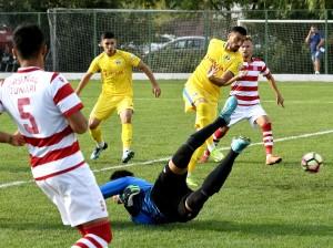 FOTBAL:FC TUNARI-PETROLUL PLOIESTI, CUPA ROMANIEI (29.08.2018)