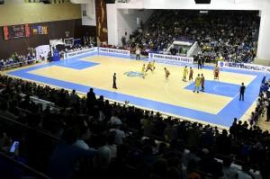 BASCHET MASCULIN:ROMANIA-MACEDONIA, PRELIMINARIILE EUROBASKET 2021 (21.02.2019)